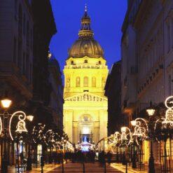 Kerst in Boedapest - Singletravels.nl