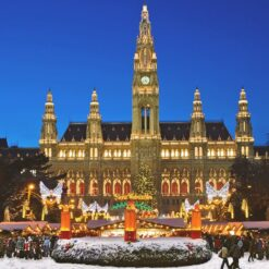 Kerst in Wenen - Singletravels.nl
