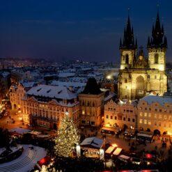Kerst in Praag - Singletravels.nl