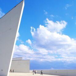 Moderne architectuur in Kopenhagen - Singletravels.nl