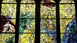 Glasvensters van Marc Chagall - Singletravels.nl