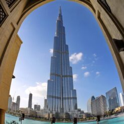 Architectuur in Dubai en Abu Dhabi - Singletravels.nl