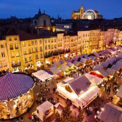 Kerst en kunst in Frankrijk - Singletravels.nl