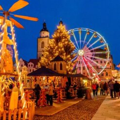 Kerst in historisch Halle - Singletravels.nl