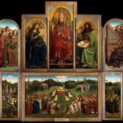 Van Eyck in België - Singletravels.nl
