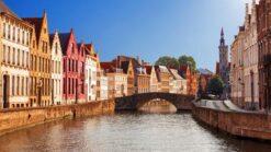 5/6-daagse fietsreis Brugge Stad en Strand - Singletravels.nl