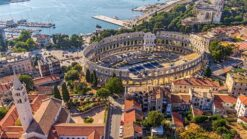 8-dg singlereis Kroatië