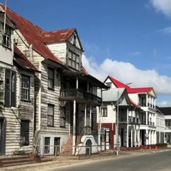 Startpakket Suriname - Paramaribo - Singletravels.nl