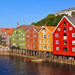 15-daagse cruise Noorwegen en Noordkaap - Singletravels.nl