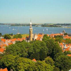 7-daagse riviercruise Hollandse rivieren & Zeeland - Singletravels.nl