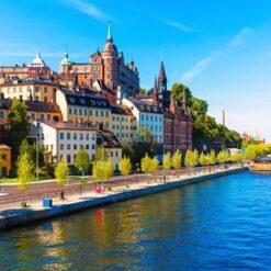 15-dg Cruise Baltische steden per Nieuw Statendam - Singletravels.nl