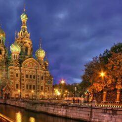 7-daagse rondreis Moskou & St. Petersburg - Singletravels.nl
