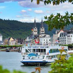 7-daagse riviercruise over de Rijn tot Rüdesheim - Singletravels.nl
